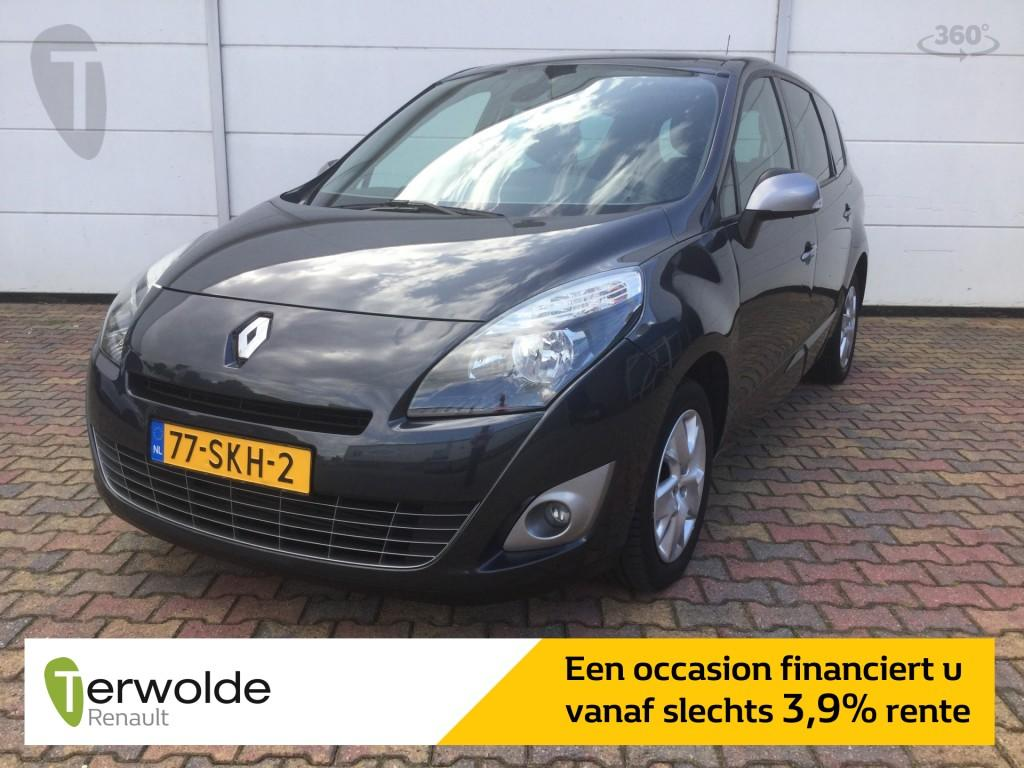 Renault Grand scénic 1.4 tce 130pk parisienne panorama -schuifdak i full map navigatie i climate control