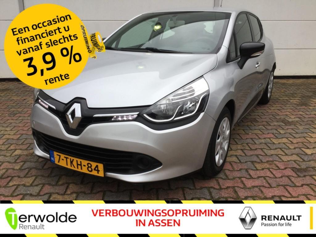 Renault Clio 1.5 dci 90pk eco expression airco i cruise control i full map navigatie i trekhaak