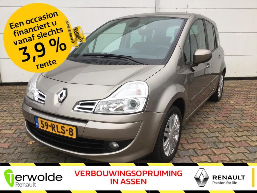 Renault Grand modus 1.6-16v exception automaat climate control i trekhaak i parkeersensoren achter