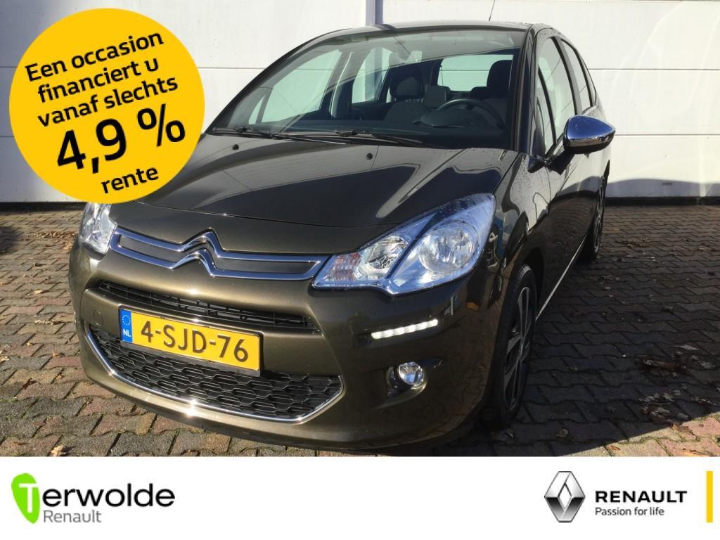 Citroën C3 1.2 vti 82pk collection full map navigatie i cruise control i climate control