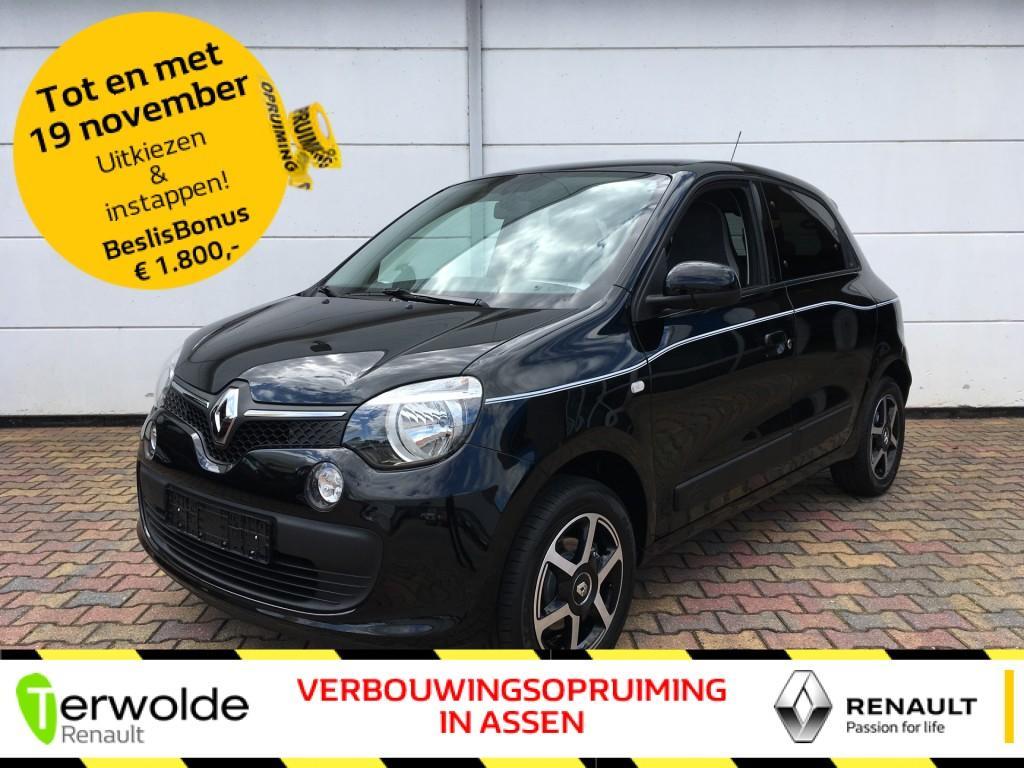 Renault Twingo 70sce limited profiteer tot en met 19 november van maarliefst €1800,- beslisbonus!