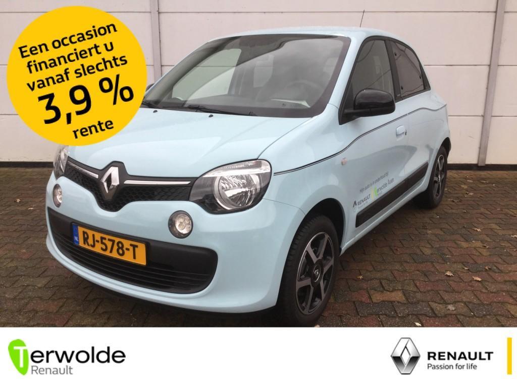 Renault Twingo 1.0 sce limited 5drs airco i parkeersensoren achter i lichtmetalen velgen