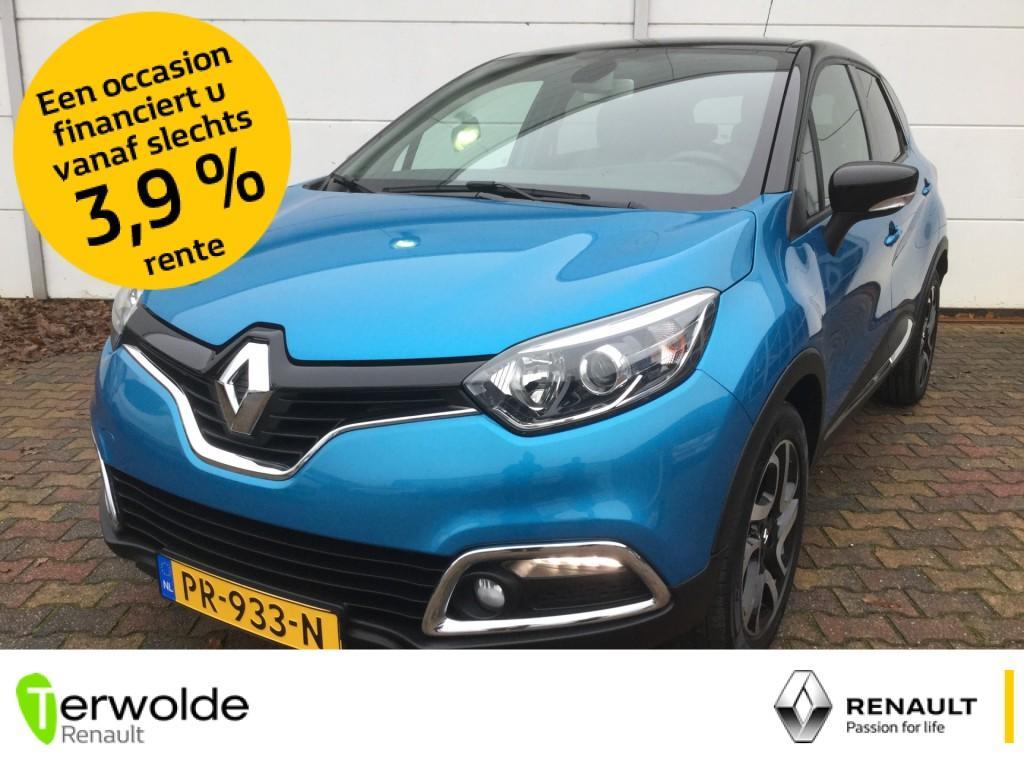 Renault Captur 90pk tce dynamique full map navigatie i parkeersensoren achter i climate control