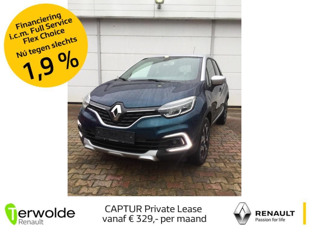 Renault Captur 90tce intens € 2.700,- korting !! zondag 18 februari open van 11 tot 16 uur