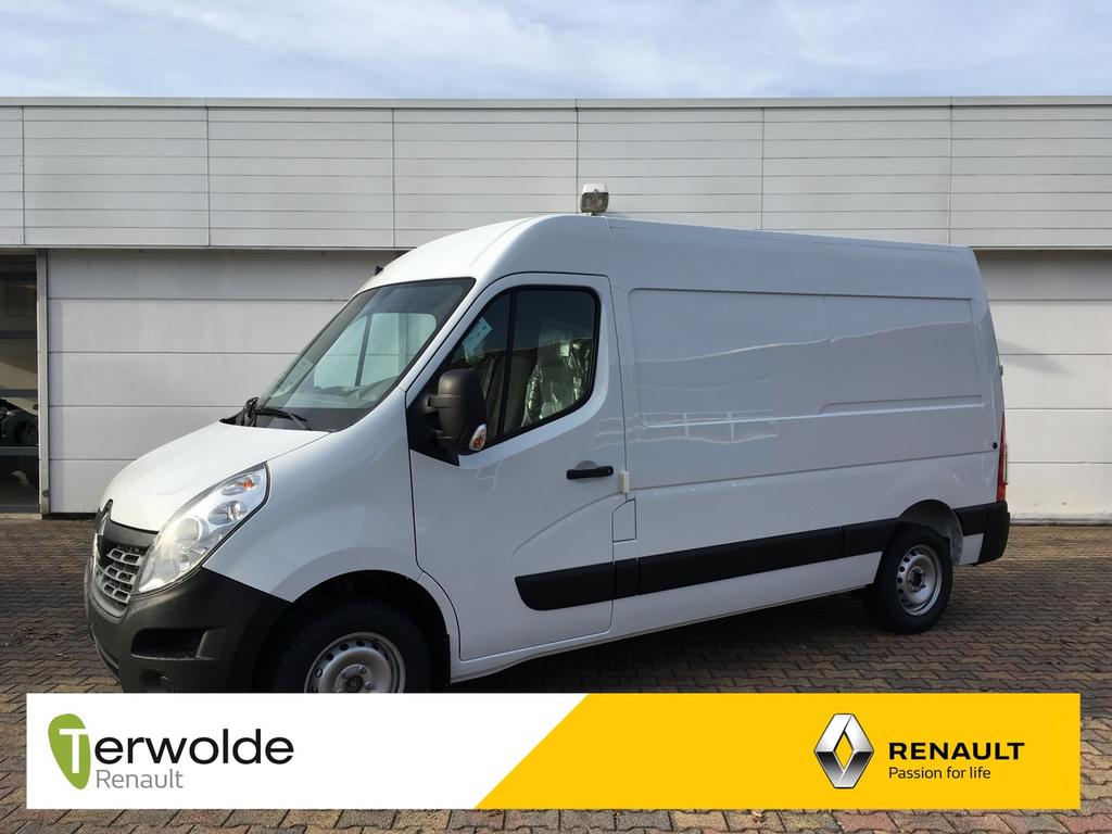 Renault Master T35 130dci l2h2 26% korting !!! v.a. 0% financial lease !