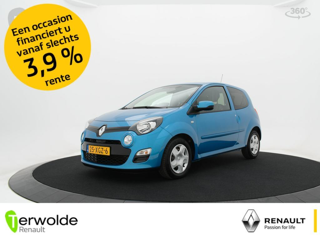 Renault Twingo 1.2 16v collection airco i blue tooth i electrische raambediening voor lage kilometerstand