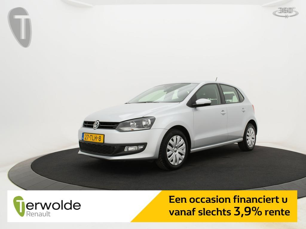 Volkswagen Polo 1.2 tsi 90pk 5drs comfortline dsg automaat airco i cruise control i audio