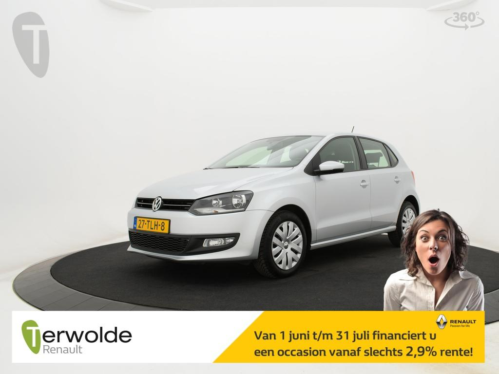Volkswagen Polo 1.2 tsi 5drs comfortline dsg automaat airco i cruise control i audio i inclusief winterset