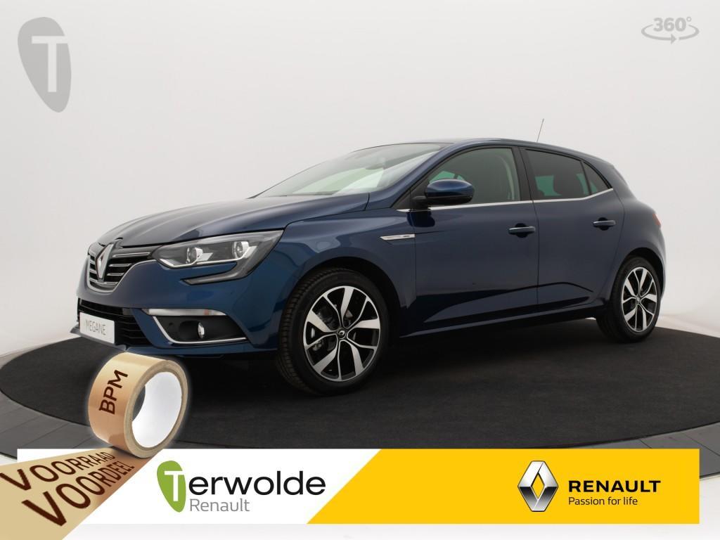 Renault Mégane 140tce bose