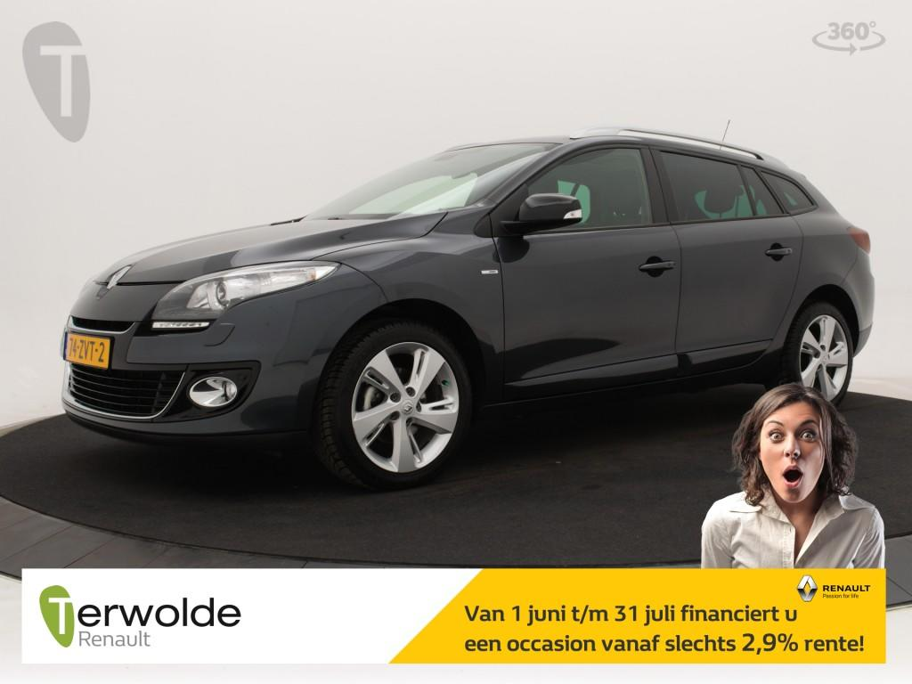 Renault Mégane Estate 1.2 tce 115pk bose climate control i xenon verlichting i panorama- schuifdak