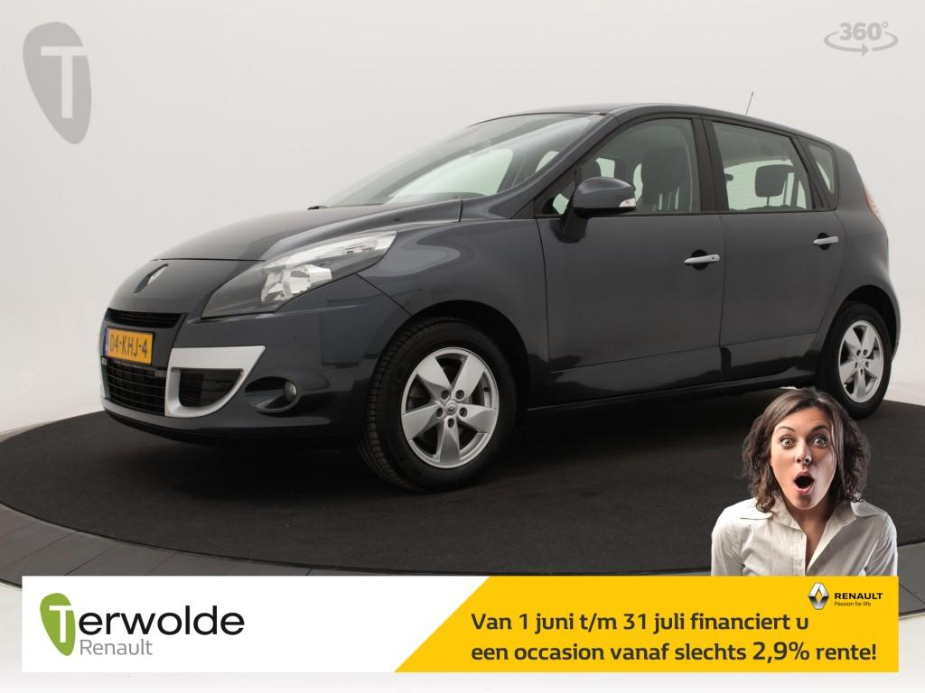 Renault Scénic 1.4 tce 130pk dynamique climate control i navigatie full map i cruise control