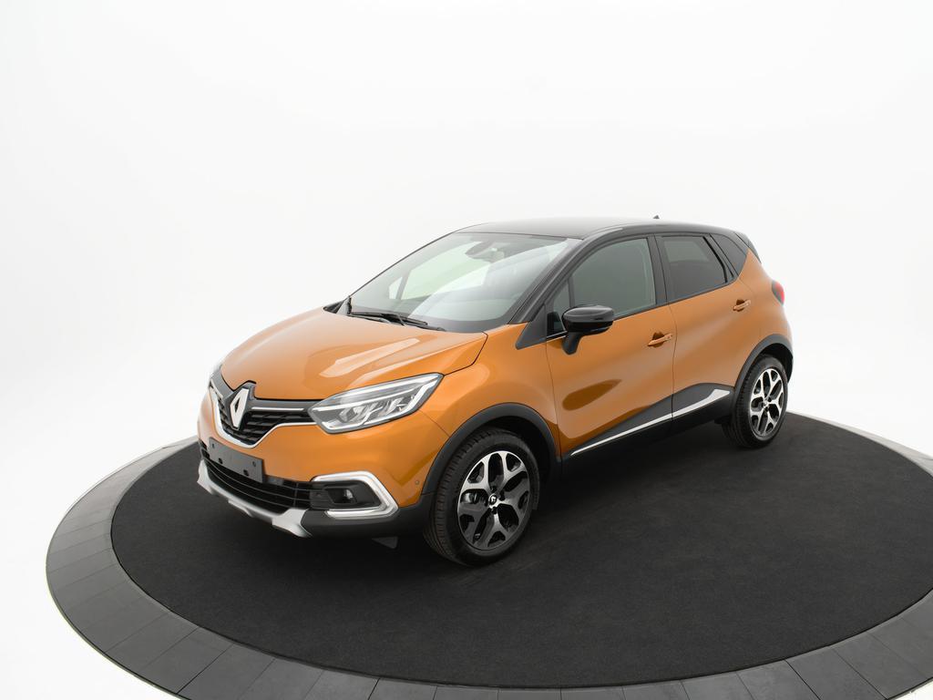 Renault Captur 90 tce intens € 3.330,- korting ! zondag 17 juni van 11:00 tot 17:00uur geopend !
