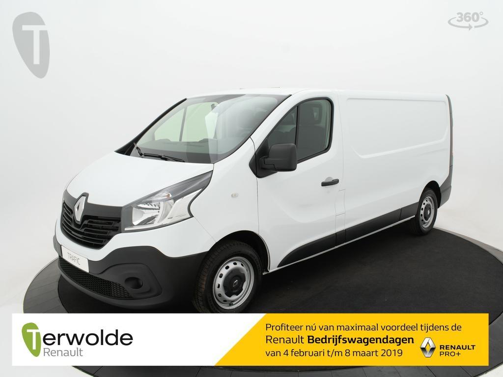 Renault Trafic 1.6 dci 95 pk t29 l2h1 comfort 24% korting ! v.a. 0% financial lease ! nieuw en uit voorraad leverbaar!
