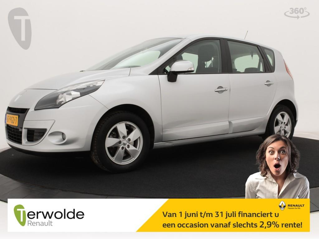Renault Scénic 1.4 tce 130pk dynamique full map navigatie i climate control i cruise control trekhaak