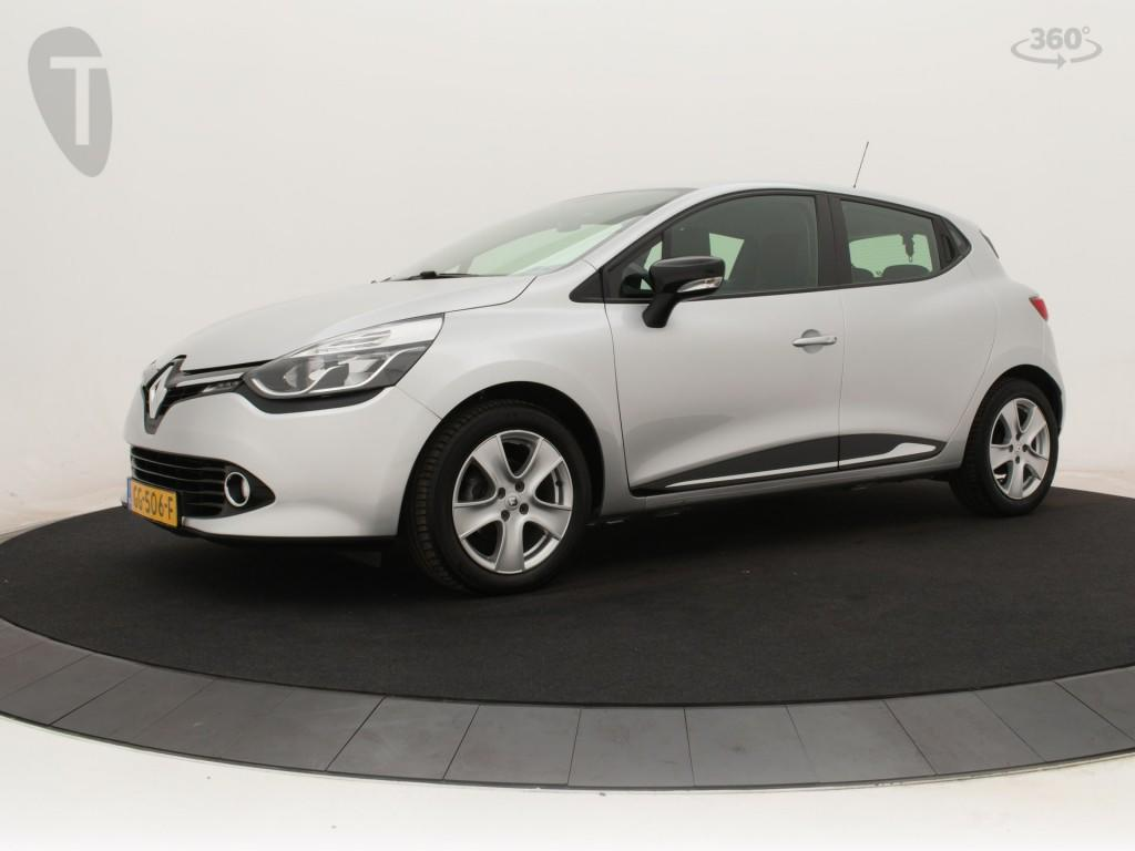Renault Clio 1.5 dci 90pk eco expression airco i cruise control i navigatiesysteem