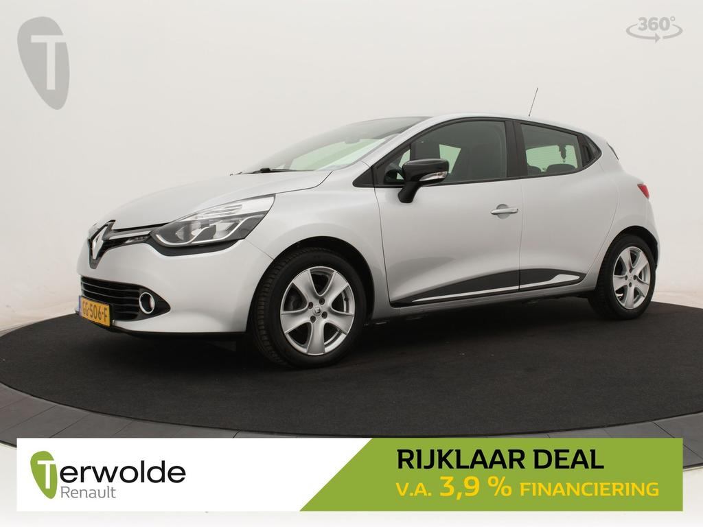 Renault Clio 1.5 dci 90pk eco expression airco i cruise control i navigatiesysteem * rijklaar *