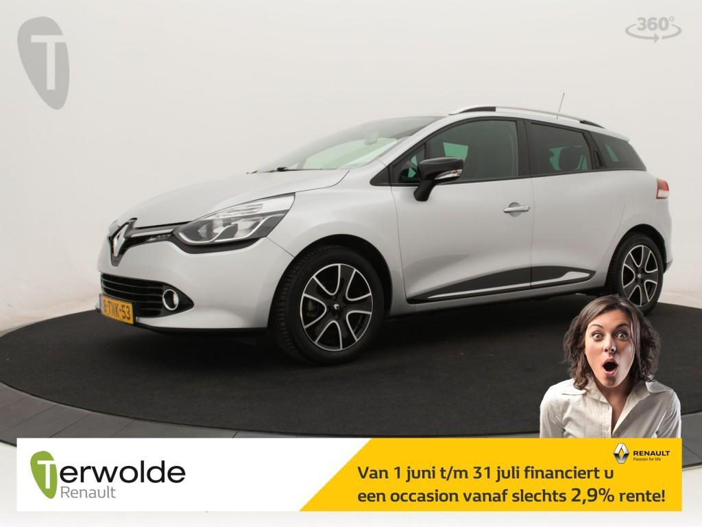 Renault Clio Estate 1.5 dci 90pk eco expression full map navigatie i airco i cruise control