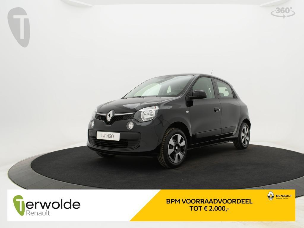 Renault Twingo 1.0 sce collection € 2.090,- korting ! financieren tegen 1,9% rente ! private lease v.a. € 199,- !!