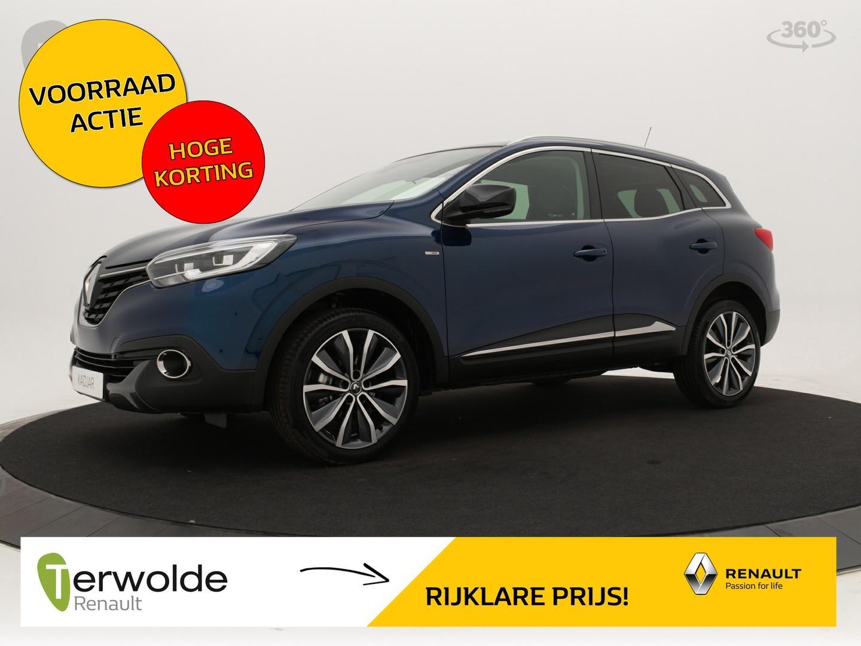 Renault Kadjar 110dci bose € 3.142,- korting ! financieren tegen 2,9% rente! private lease mogelijk