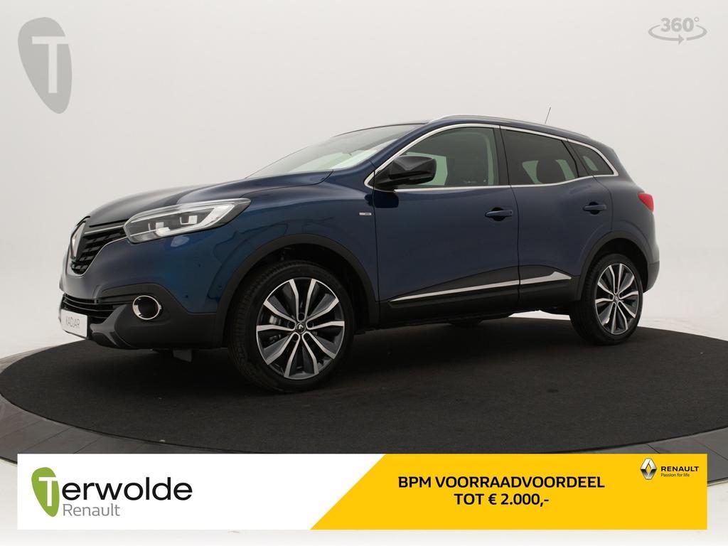 Renault Kadjar 110dci bose € 3.340,- korting ! € 750,- accessoirescheque ! financieren tegen 1,9% rente! private lease mogelijk