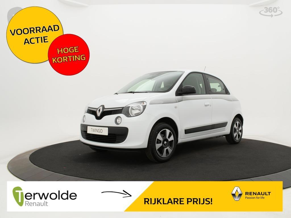 Renault Twingo 70 sce collection € 1.625,- korting ! financieren tegen 2,9% ! private lease mogelijk !