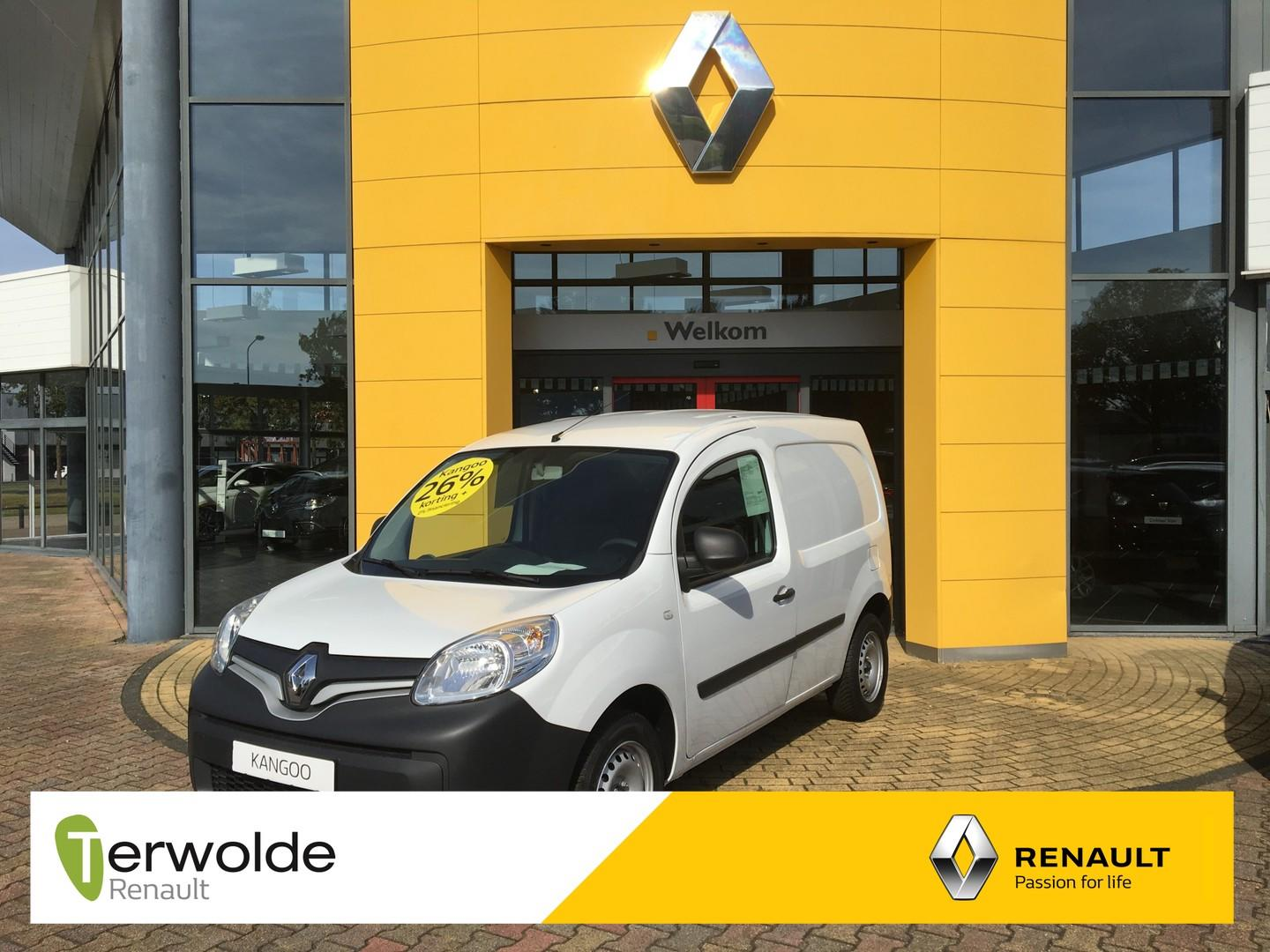 Renault Kangoo Express 1.5 dci 75 express comfort 26,5% korting ! v.a. 0% financial lease !