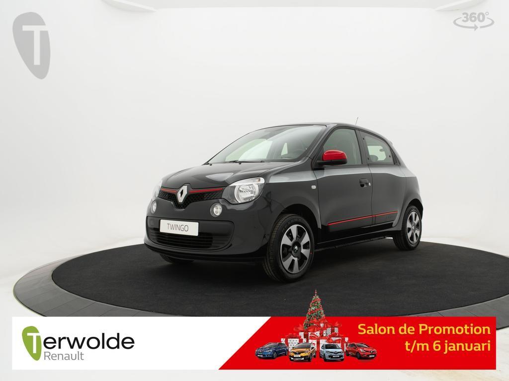 Renault Twingo 70sce collection € 2.075,- korting ! financieren tegen 2,9% rente ! private lease