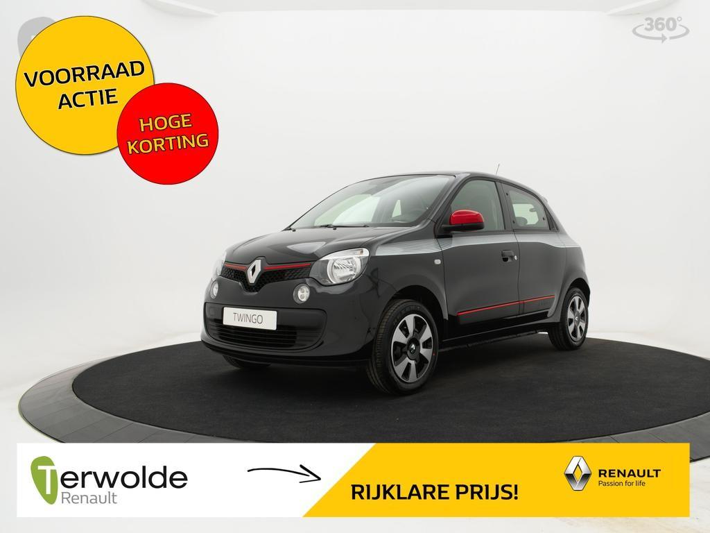 Renault Twingo 70sce collection € 1625,- korting ! financieren tegen 2,9% rente ! private lease
