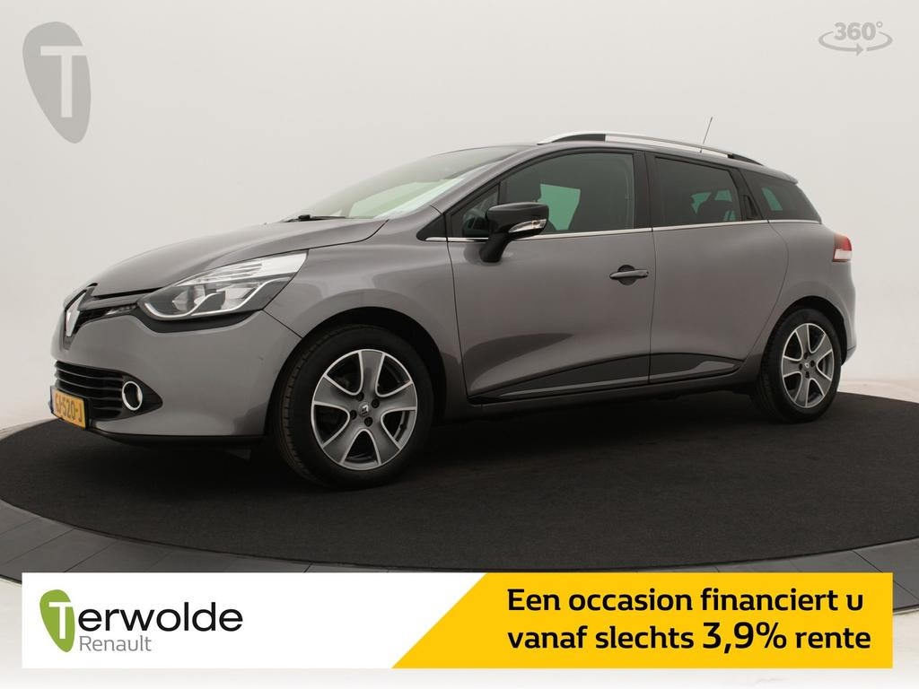 Renault Clio Estate 90pk tce night&day airco i cruise control i navigatiesysteem