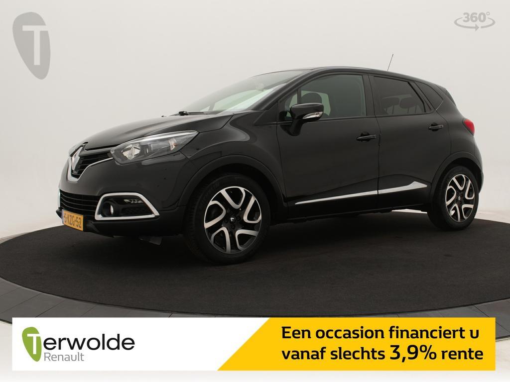 Renault Captur 90pk tce expression airco i 17 inch lichtmetalen velgen i cruise control