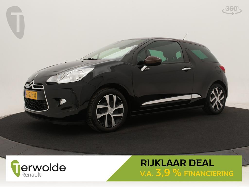 Citroën Ds3 1.2 vti 82pk chic climate control i trekhaak i cruise control * rijklaar *