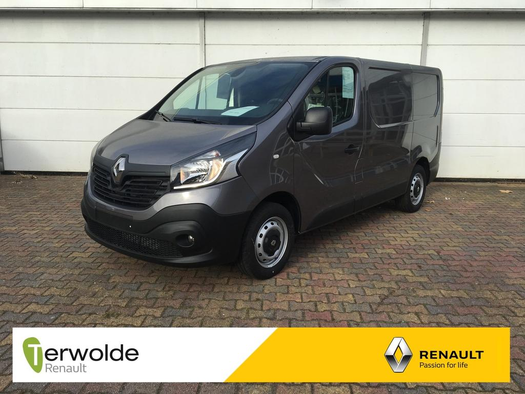 Renault Trafic 1.6 dci t27 l1h1 95 dci comfort 24% korting! v.a. 0% financial lease !