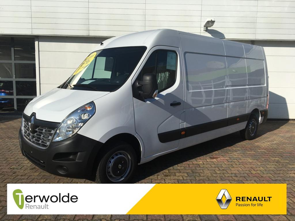 Renault Master T35 2.3 dci l3h2 dci 130 euro6 26% korting ! v.a. 0% financial lease