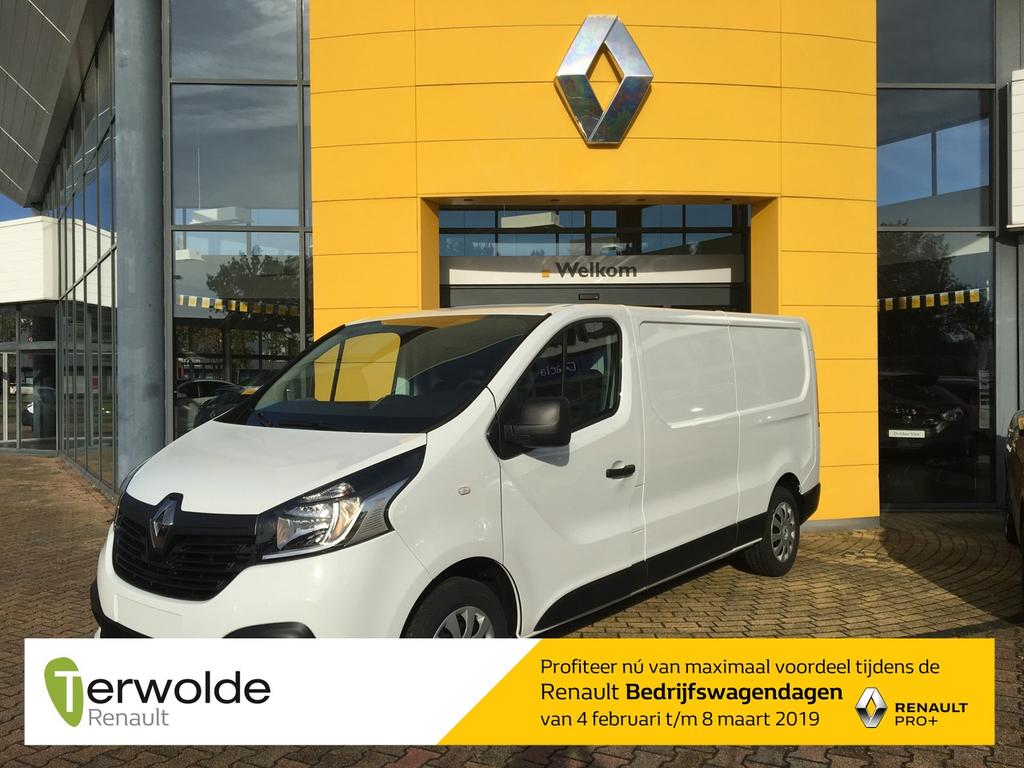 Renault Trafic 1.6 dci 125 t29 l2h1 gb energy work edition airco