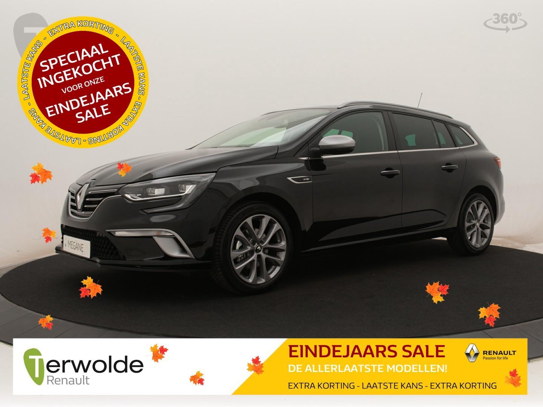 Renault Mégane Estate 140tce gt-line nieuw en uit voorraad leverbaar ! financieren tegen 3,9 rente ! € 4750,- korting !