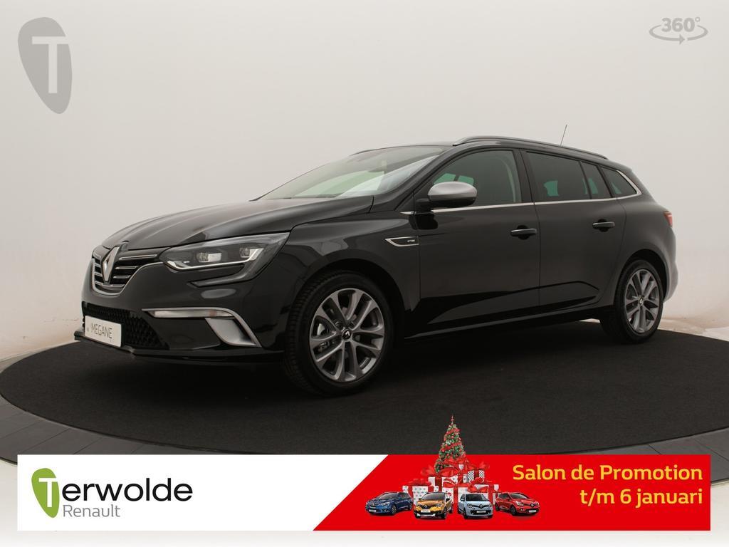 Renault Mégane Estate 140tce gt-line nieuw en uit voorraad leverbaar ! financieren tegen 2,9% rente ! € 3856,- korting !