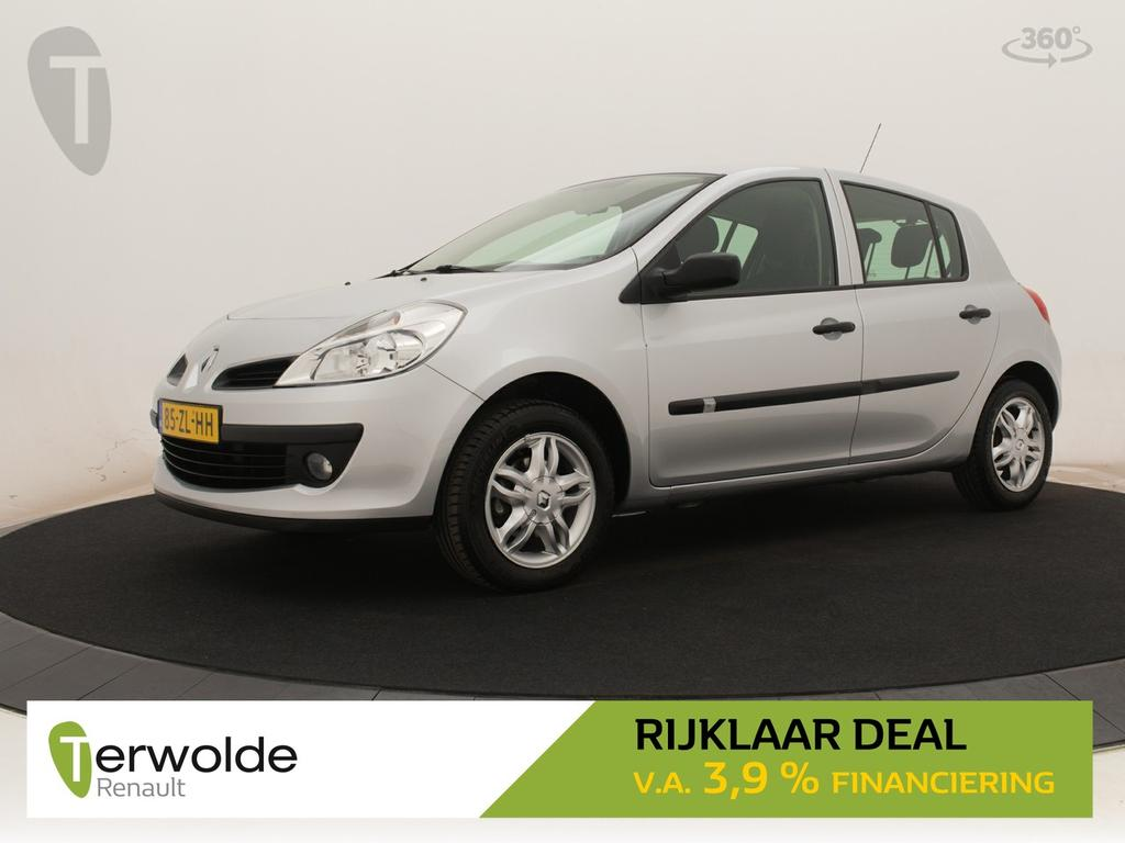 Renault Clio 1.4-16v 5drs business line lichtmetalen velgen i airco i distributieriem vervangen * rijklaar *