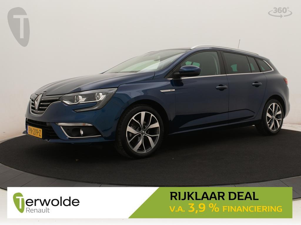 Renault Mégane Estate 1.2 tce 130pk bose climate control i panoramak -  schuifdak i bose geluidsinstallatie * rijklaar *