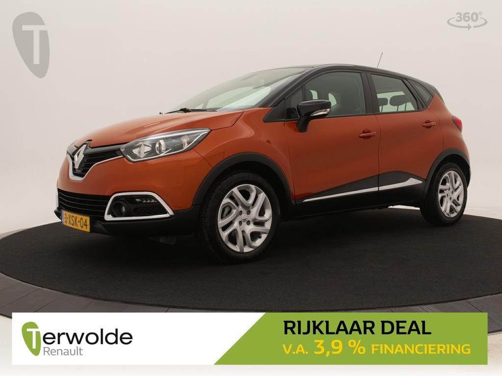 Renault Captur 1.5 dci dynamique climate control i cruise control  i full map navigatie * rijklaar *