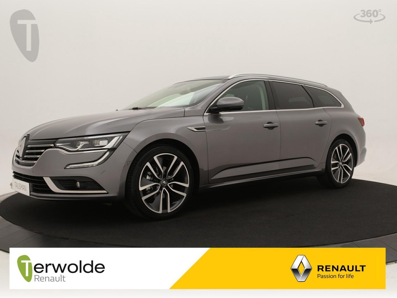Renault Talisman estate 1.7 150pk blue dci intens nieuw en uit voorraad leverbaar ! € 3624,- korting ! financieren tegen 2,9% rente !