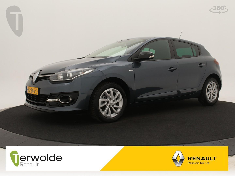 Renault Mégane 1.2 tce 115pk 5drs limited full map navigatie i climate control i cruise control * rijklaar *