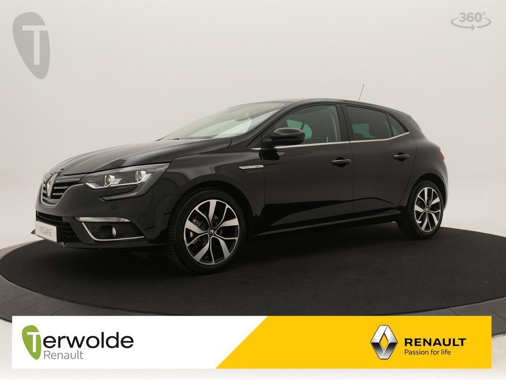 Renault Mégane 1.5 blue dci bose financieren tegen 2,9% rente ! € 3.459,- voorraad voordeel! zowel zakelijk als private lease mogelijk!