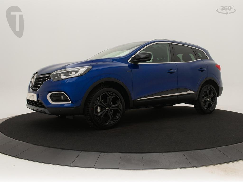 Renault Kadjar 160tce edc black edition 3642,- korting ! financieren tegen 2,9%