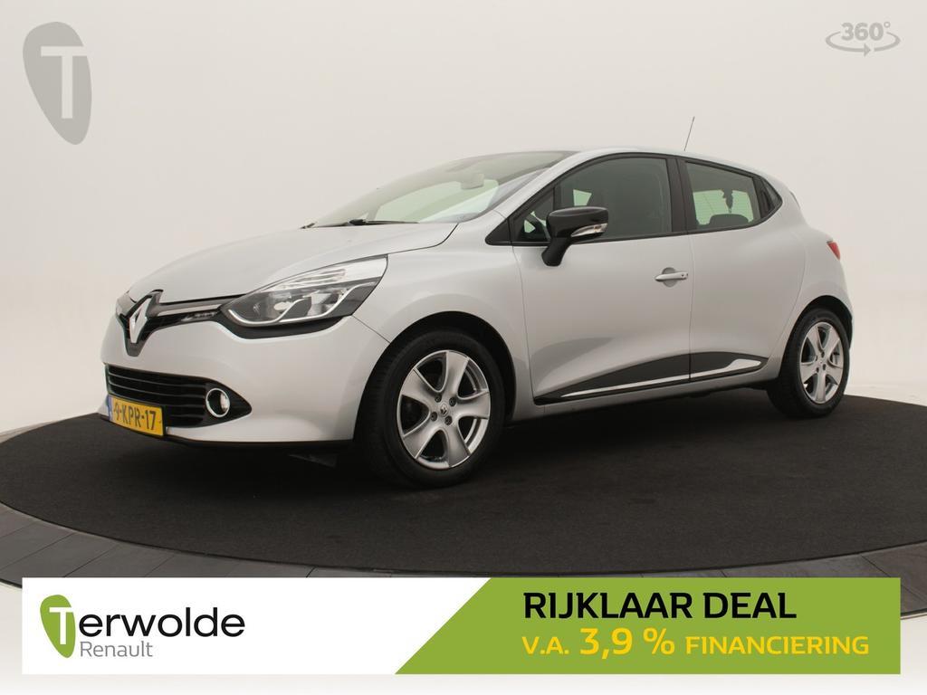 Renault Clio 90pk tce dynamique parkeersensoren