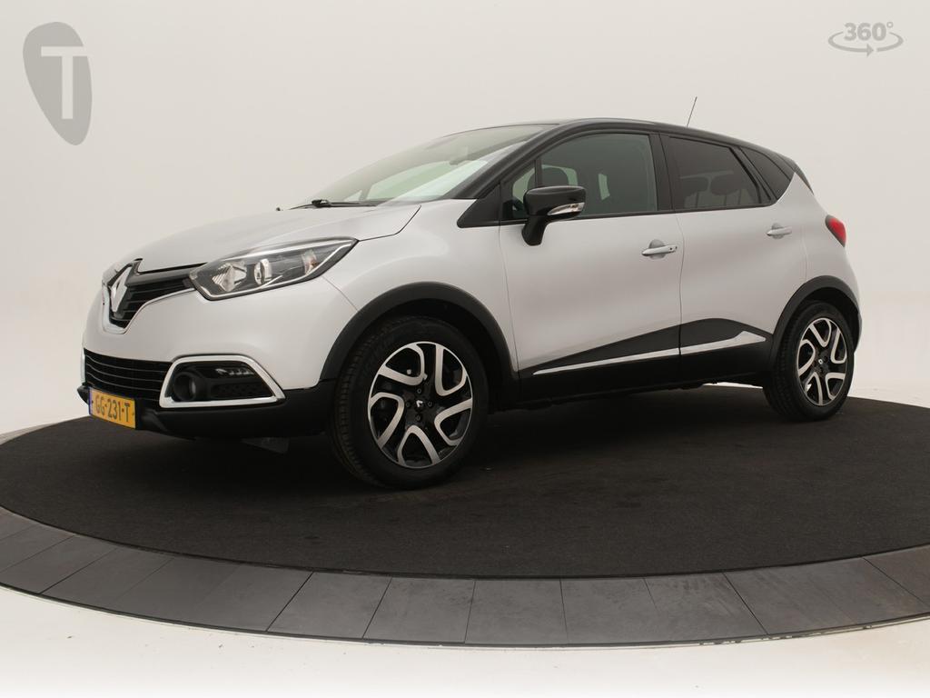 Renault Captur 90pk tce dynamique full map navigatie i parkeersensoren achter i parkeercamera i climate control * rijklaar *