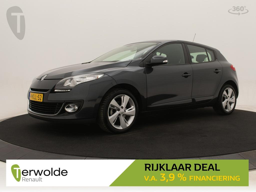 Renault Mégane 1.2 115pk tce collection hb climate control i full map navigatie i cruise control * rijklaar *
