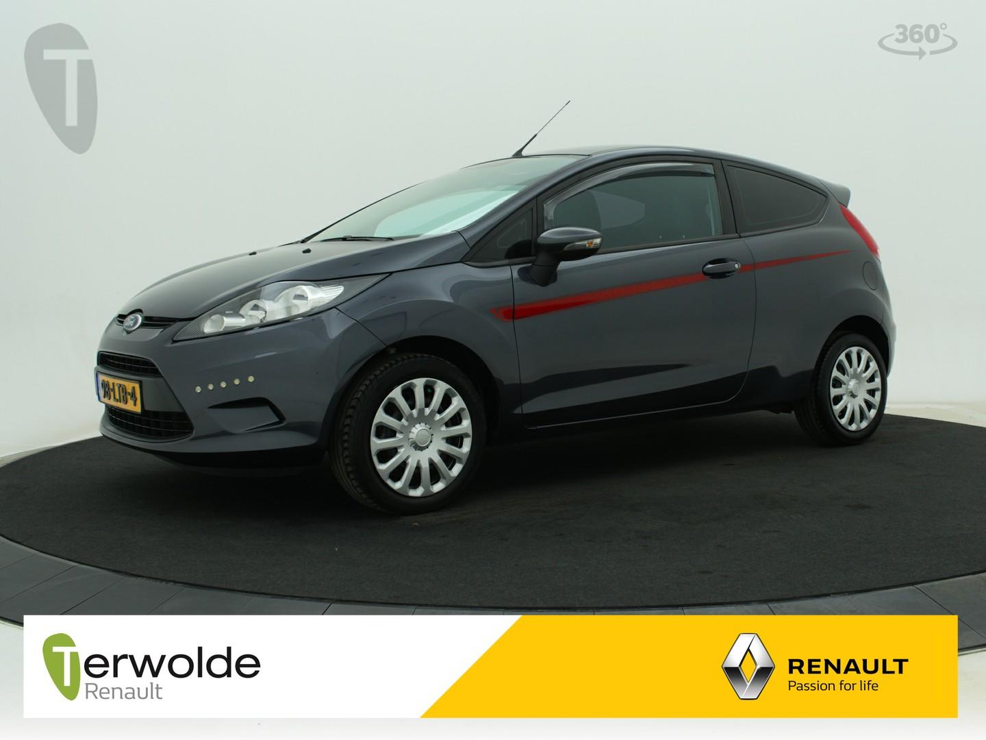 Ford Fiesta 1.25 limited 3drs. airco i centrale vergrendeling i audio * rijklaar *