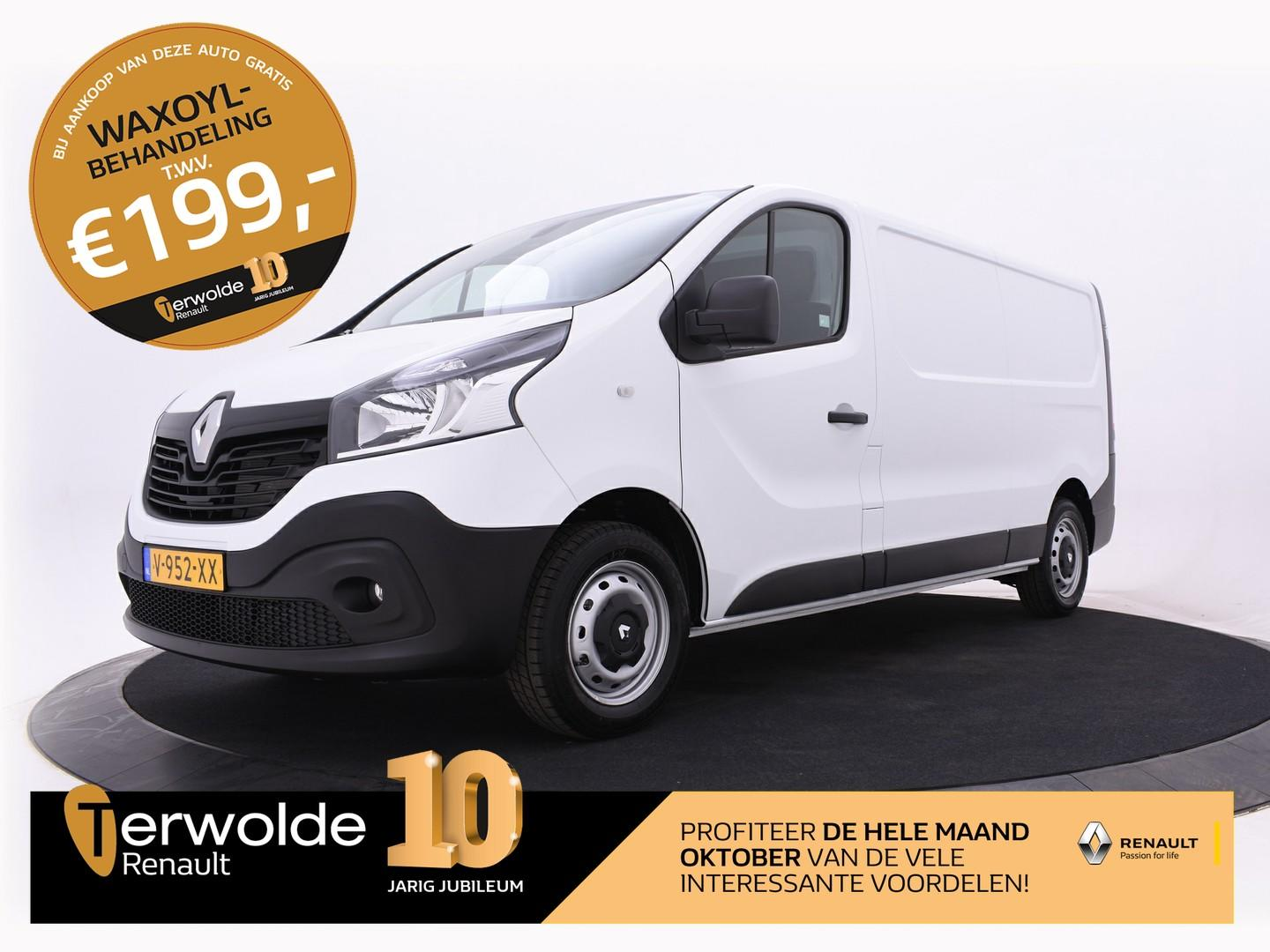 Renault Trafic 1.6 dci 120pk t29 l2h1 comfort airco i cruise control i betimmering