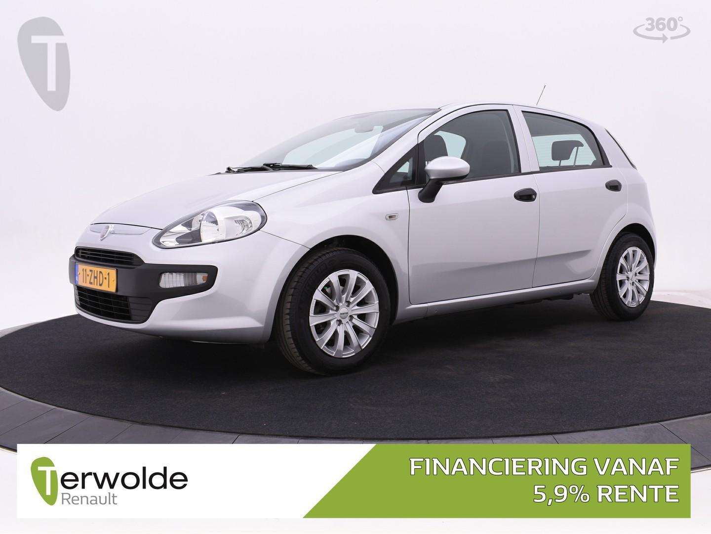 Fiat Punto evo 1.2 active 5drs airco i lichtmetalen velgen i elektrische ramen