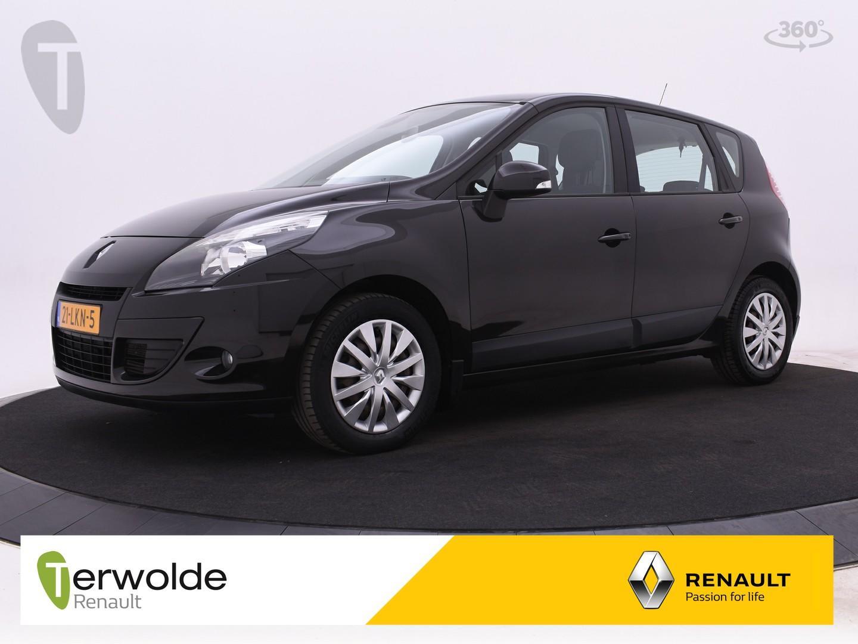 Renault Scénic 1.4 tce 130pk expression navigatie i climate control i middenarmsteun *  rijklaar *